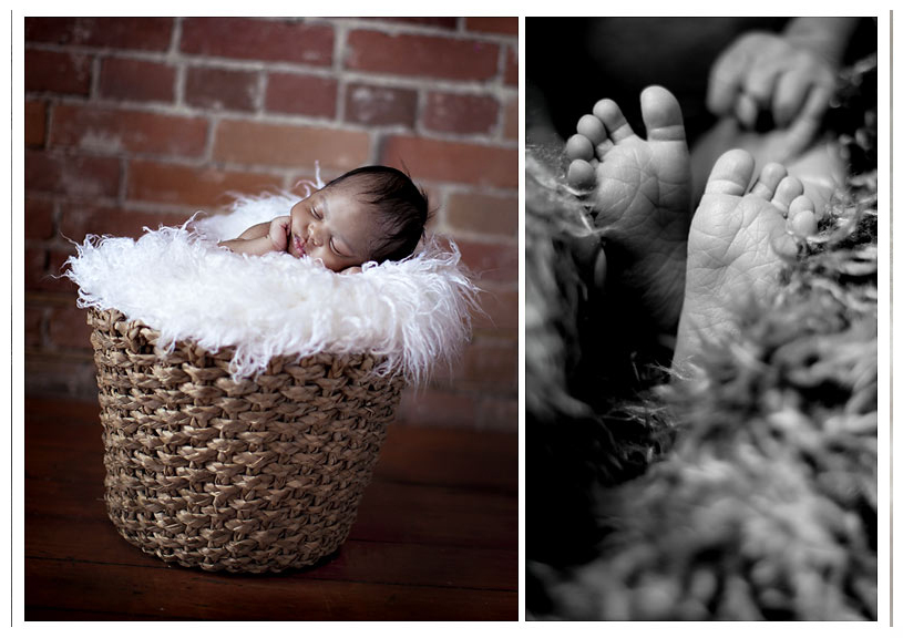 oshawa photographer newborn